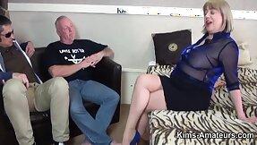 Kims Amateur Threesome